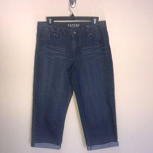 4/$25 Polka Dot Jeans 🌺